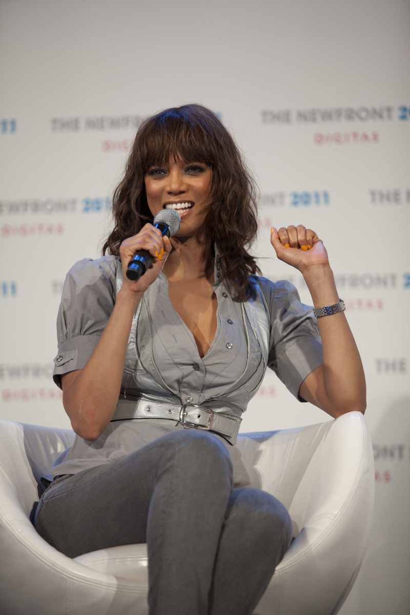 Tyra Banks Welcomes Her First Child -